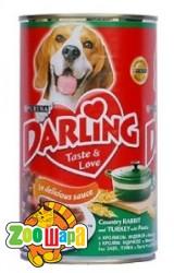 Darling (Дарлинг) З кролик, індичкою, макаронами 1,2 кг