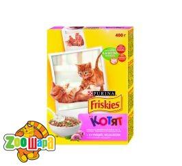Friskies Для кошенят 400 г