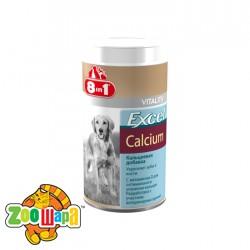 8in1 Кормовая добавка для собак с кальцием Excel Calcium (880 таблеток)