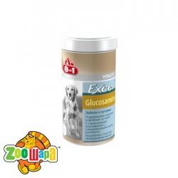 8in1 Кормовая добавка для собак с глюкозамином Excel Glucosamine (110 таблеток)