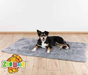 Trixie Термоодеяло для собак (75х70 см)  серый