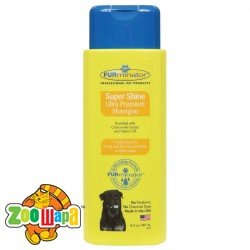 FURminator шампунь для блестящей шерсти 250 мл