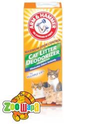 Arm & Hammer дезодорант для кошачьих туалетов, порошок, 567 г