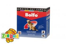 Bayer Bolfo ошейник для собак, 66 см