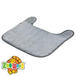 Trixie коврик под туалет для кошек 50х50 см, серый