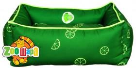 "Trixie Лежак ""Fresh Fruits"" (60х50 см) темно-зеленый"