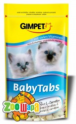 Gimpet Baby Tabs 250 шт.
