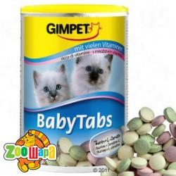 Gimpet BABY-TABS 50г для укрепл. иммунитета и здорового развития котят