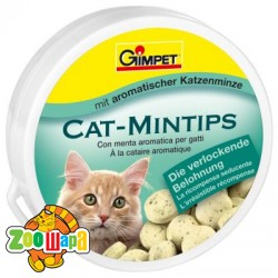 Gimpet Cat-Mintips  витамин. лакомство с кошач. мятой  330 таб.