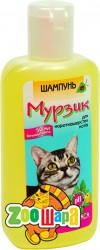 Природа Шампунь   Мурзик  250мл антиблошиный для кошек