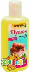 Природа Шампунь   Пушок  250мл антиблошиный для длинношерстных кошек