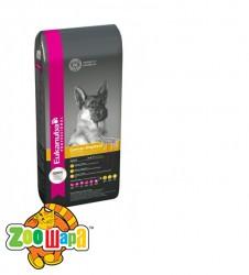 Eukanuba корм для взрослых собак  породы нем овчарка курица 12 кг