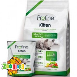PROFINE Kitten 3 кг, курица д/котят от 1 до 12мес