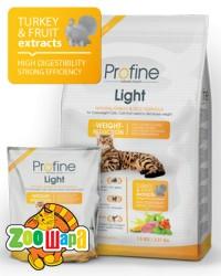 PROFINE Light 2 кг, индейка д/оптимизаци веса