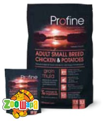 PROFINE Adult Small Breed Chicken 300 г, курица д/мал. пород
