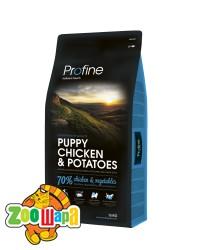PROFINE  Puppy Chicken 15 кг, курица д/щенков