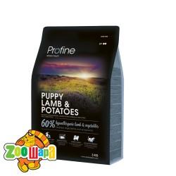PROFINE Puppy Lamb 3 кг