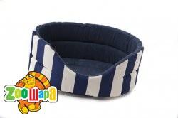 Comfy Лежак  MARINE  (46х21х18 см) синий с белым