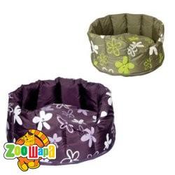 Comfy Лежак  VANESSA LIGHT (50х50х13 см) фиолетовый