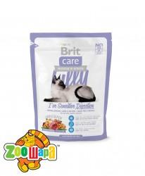 Brit Care Cat 0,4 kg Lilly I have Sensitive Digestion (д/кошек с чувствительным пищеварением)