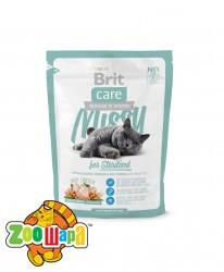 Brit Care Cat 0,4 kg Missy for Sterilised (д/стерилизованных кошек)