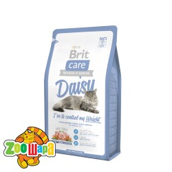 Brit Care Cat 2 kg Daisy I have to control my Weight (д/кошек с избыточным весом)