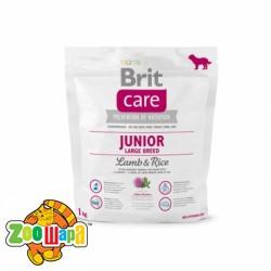 Brit Care Junior Large Breed Lamb & Rice  1 kg (д/щенков гигантских пород)