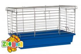 Їжачок! Клетка №12 для кроликов и морских свинок , 47*30*28