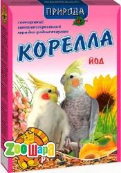 "Природа Корм ""Корелла Йод""  0,5 кг"