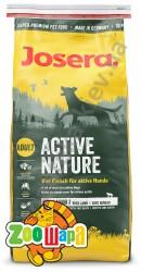 Josera Сухой корм для взрослых активных собак Active Nature Adult  (15 кг)