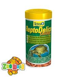 Tetra Fauna ReptoDelica Креветки 250ml деликатес для черепах