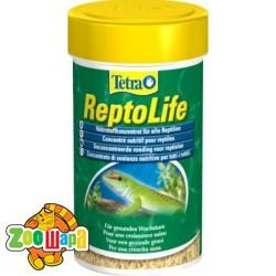Tetra Fauna ReptoLife 100ml питательный концентрат для рептилий