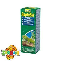 Tetra Fauna ReptoSol 50ml витаминный жидкий концентрат для рептилий