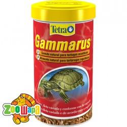 Tetra Gammarus 250ml корм для водных черепах