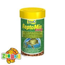 Tetra ReptoMin Energy 250ml энергетический корм для водных черепах