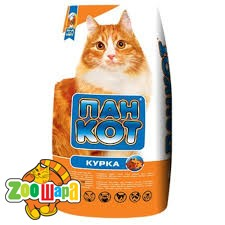 Пан Кот Пан Кот  курица  10 кг.