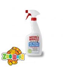 8in1 Спрей-антигадин для кошек Nature's Miracle No More Spraying (710 мл)