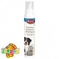 Trixie Сухой шампунь-пена для собак и кошек (230 мл)