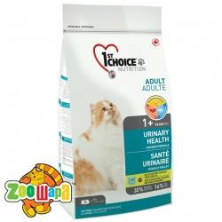 1st Choice Сухой корм для взрослых кошек склонных к мочекаменной болезни Urinary Health (1,8 кг)