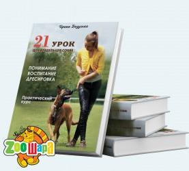 ЗооШара Книга 21 урок для владельцев собак.Практический курс.И.Безуглая